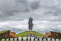 Rzhev Memorial, Russia