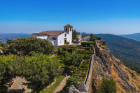 Fortress in village Marvao - Portugal