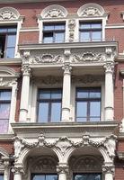 Roonstr., House facade, Neustadt-Süd, Cologne, NRW, Rhineland