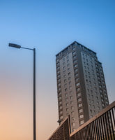 Public Housing Tower Block