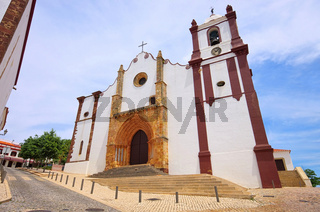 Silves Kathedrale - Silves cathedral 01