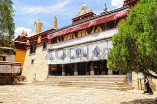 Kloster Sera   Lhasa Tibet