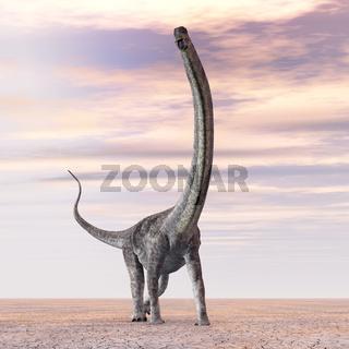 Dinosaurier Puertasaurus