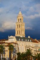 Old Town in City of Split in Croatia