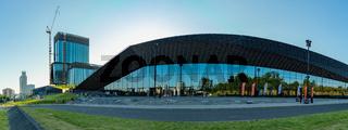 Katowice International Conference Centre Panorama
