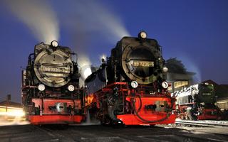 Dampflokomotiven