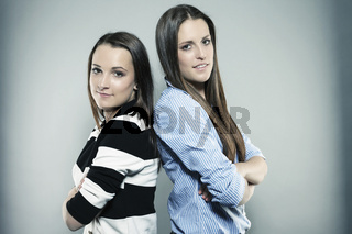 zwei teenager
