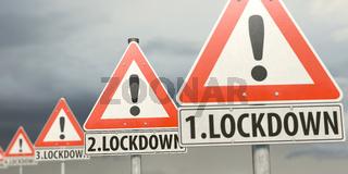 Corona Lockdowns