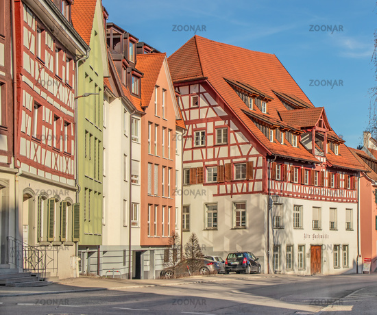 Überlingen Old Town