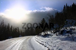 Colorado Rockies Snowstorm