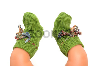 Wollsocken / Woolen socks