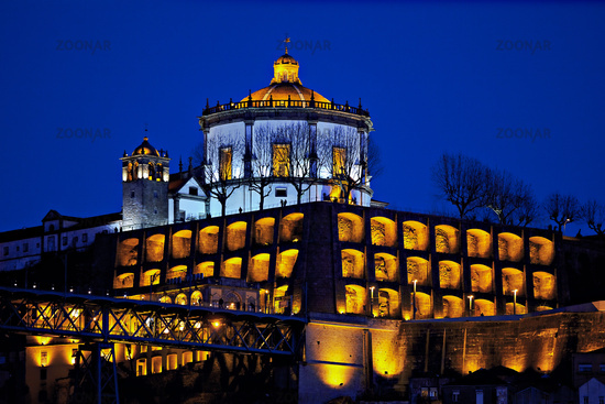 Mosteiro, Vila Nova de Gaia, Portugal