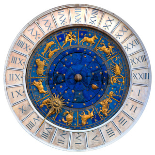venetian clock