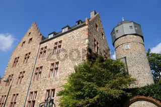 Schloss und Burg in Gießen