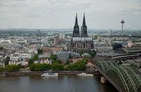 Köln, Panorama