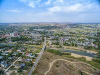 Small agrarian city, Stavropol Krai.