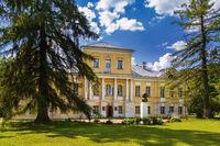 Estate of the Wolf in Bernovo, Russia