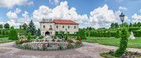 Zolochiv Castle in Ukraine