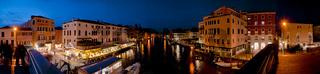 Venedig Panorama, Ponte degli Scalzi, Canal Grande