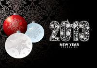 Christmas new year 2013