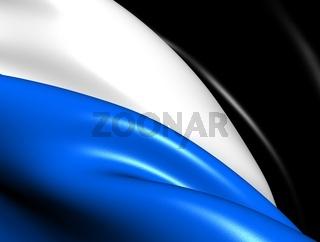 Flag of Unterkulm