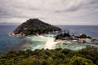 Koh Nagyuan island