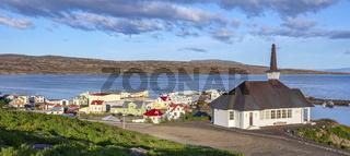 Hólmavík panorama #2