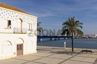 Uferpromenade von Portimao