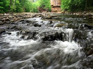 Rock Creek Cascades Illinois