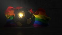 Rainbow Flag Football