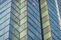 modern business architecture background