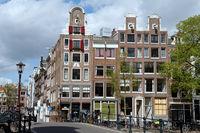 Cityscape of Amsterdam