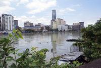 River in Manila