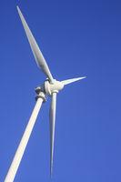 wind power plant, Stuttgart, Germany