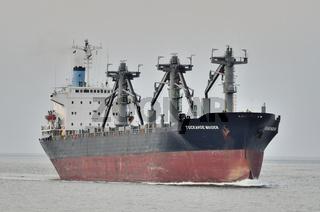Frachtschiff Tuckahoe Maiden