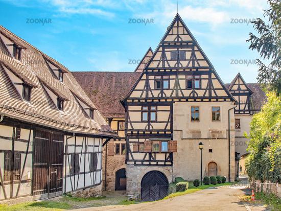 Kloster und Schloss Bebenhausen, Baden-Württemberg