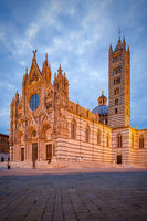 Cathedral of Saint Mary of the Assumption in Siena