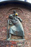 Cologne-Kalk, Kalk-Chapel, Kapellenstr., NRW, Rhineland, Germany
