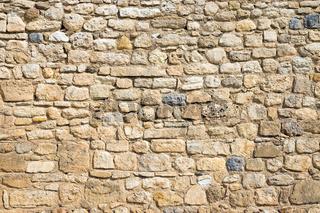 Alte Natursteinwand