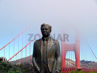 Schöpfer der Golden Gate Bridge