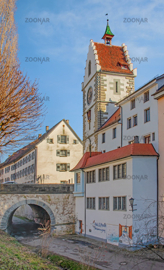 Franziskanertor - Überlingen on Lake Constance