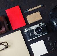 Personal traveler's items