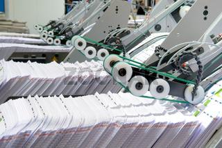 Druckmaschine Printing machine