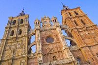 Cathedral Of Astorga, Astorga, Spain
