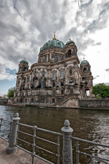 Ansicht des Berliner Doms