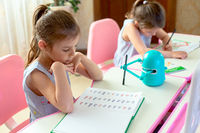 Home-based literacy training for preschoolers.