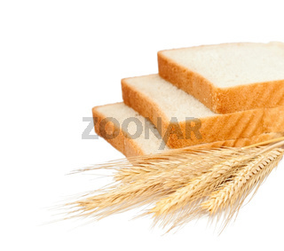 Wheat product and ears