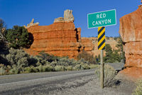 Red Canyon and Dixie National Forest