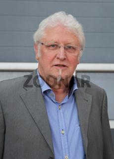 Horst Bredemeier  (DHB-Vizepräsident für Leistungssport und Manager GWD Minden)