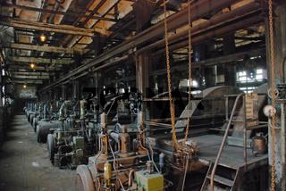 Alte Produktionshalle